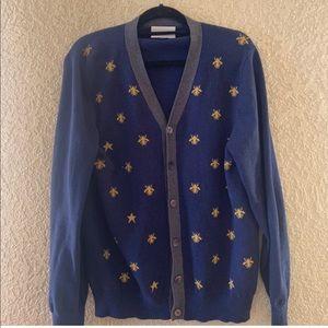 Gucci style cardigan